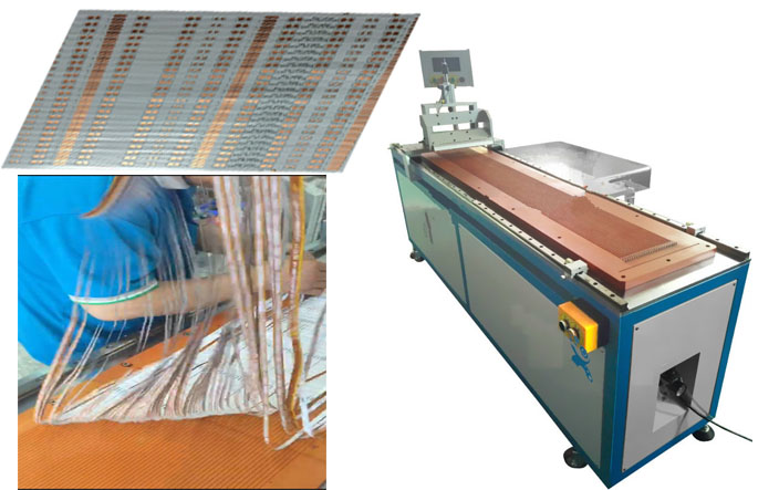 Flex PCB Circuit cutting machine