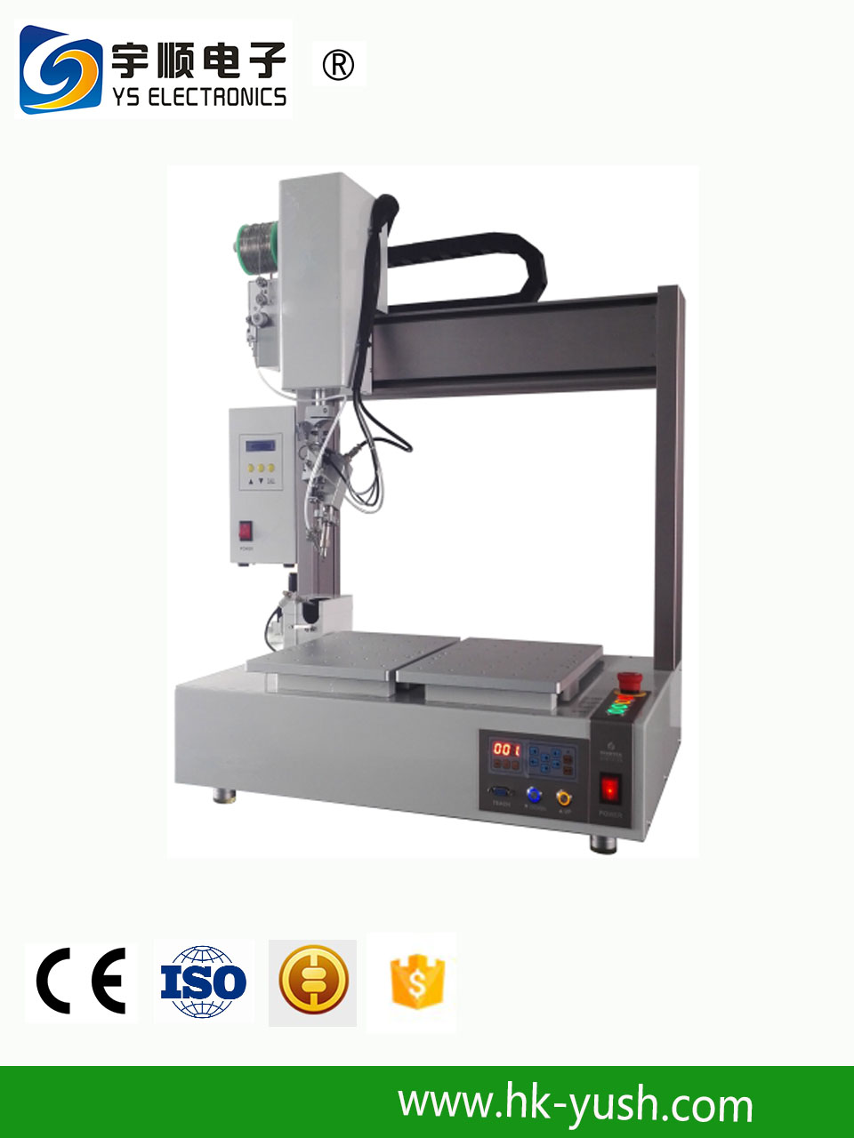 Automatic soldering Equipment